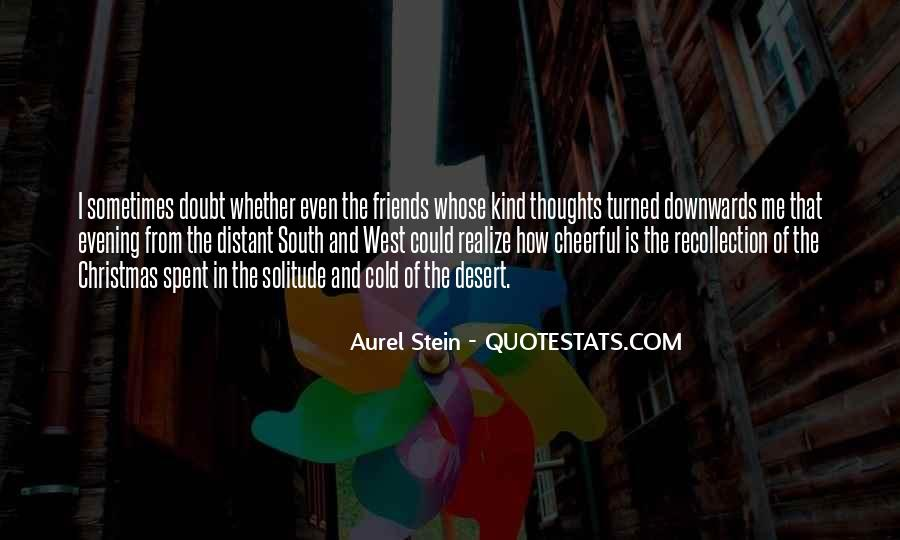 Quotes About The South West #561367