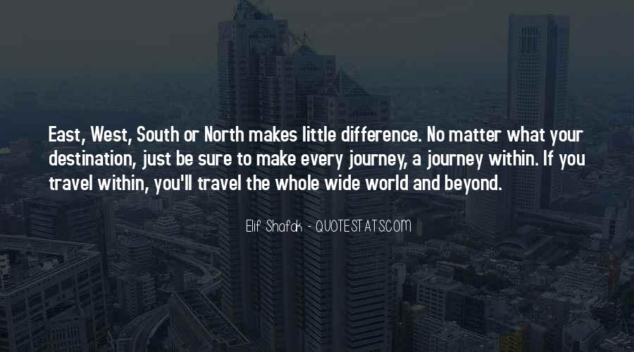 Quotes About The South West #629493