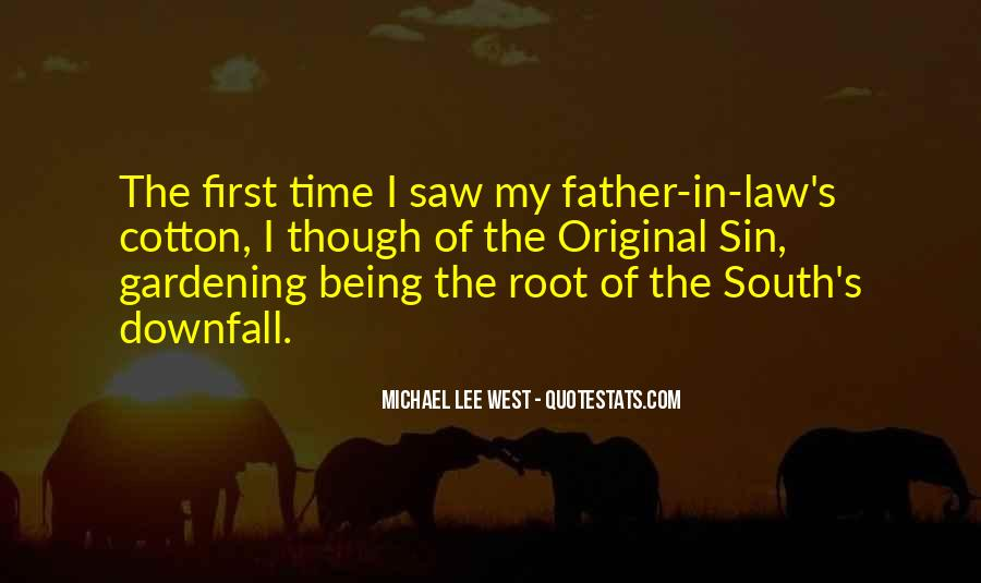 Quotes About The South West #651534