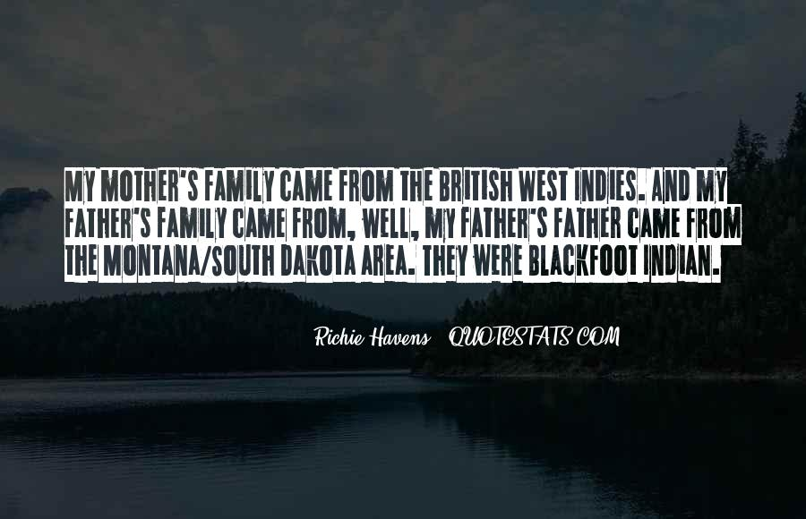 Quotes About The South West #694695