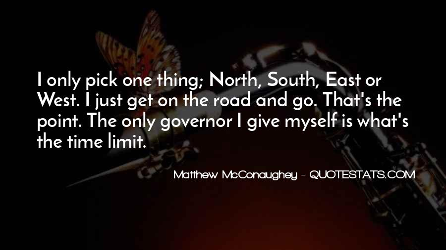 Quotes About The South West #703917