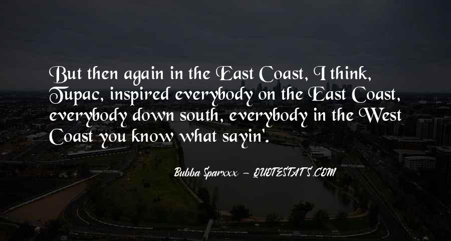 Quotes About The South West #786331