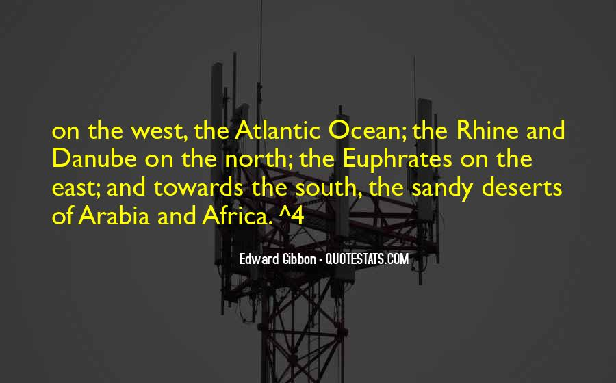 Quotes About The South West #801504