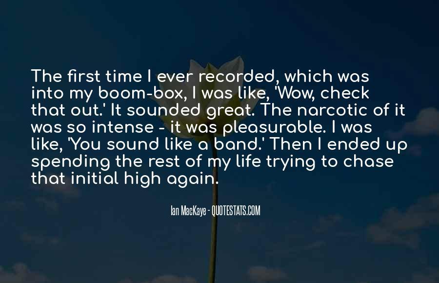 Boom Boom Quotes #122694