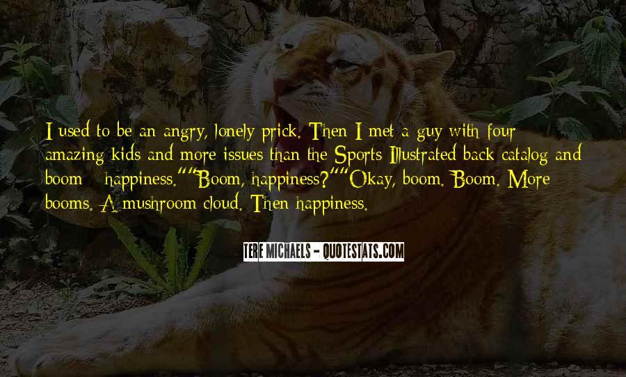 Boom Boom Quotes #143753