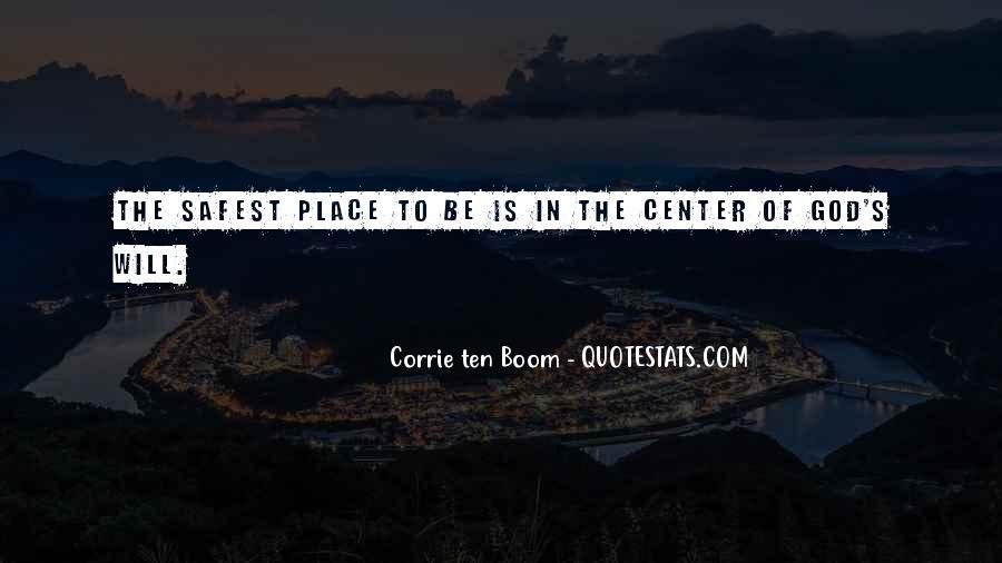 Boom Boom Quotes #157568