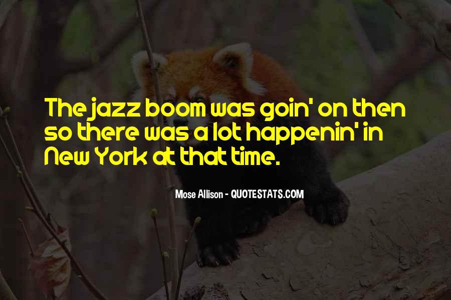 Boom Boom Quotes #158873