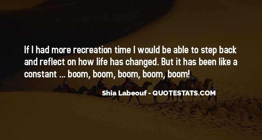 Boom Boom Quotes #235138