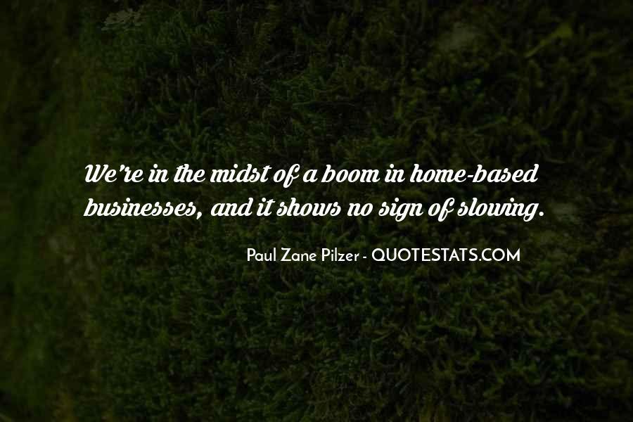 Boom Boom Quotes #280660
