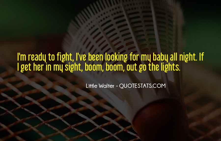 Boom Boom Quotes #319745