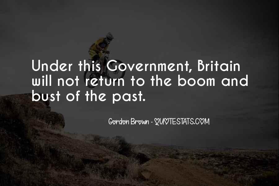 Boom Boom Quotes #72748
