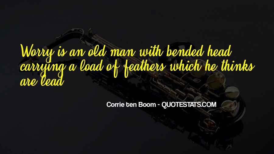Boom Boom Quotes #99639