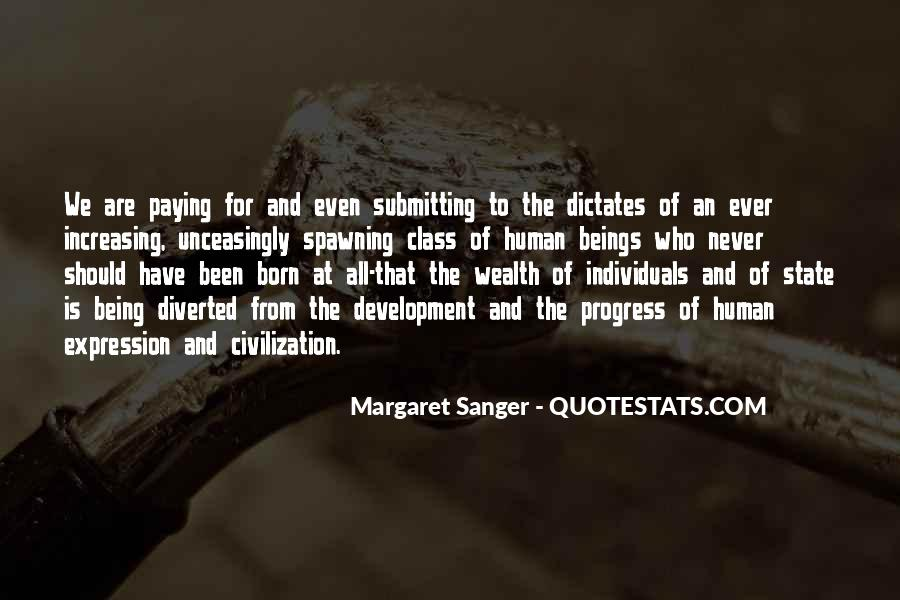 Born Into Wealth Quotes #964236