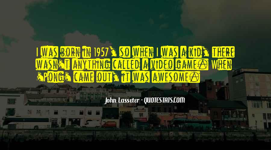 Born To Be Awesome Quotes #874372