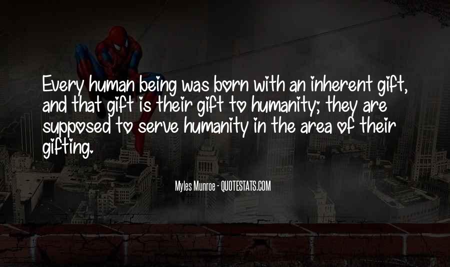 Born To Serve Quotes #1519422