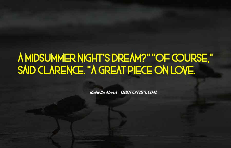 Quotes About Love Midsummer Night's Dream #697326