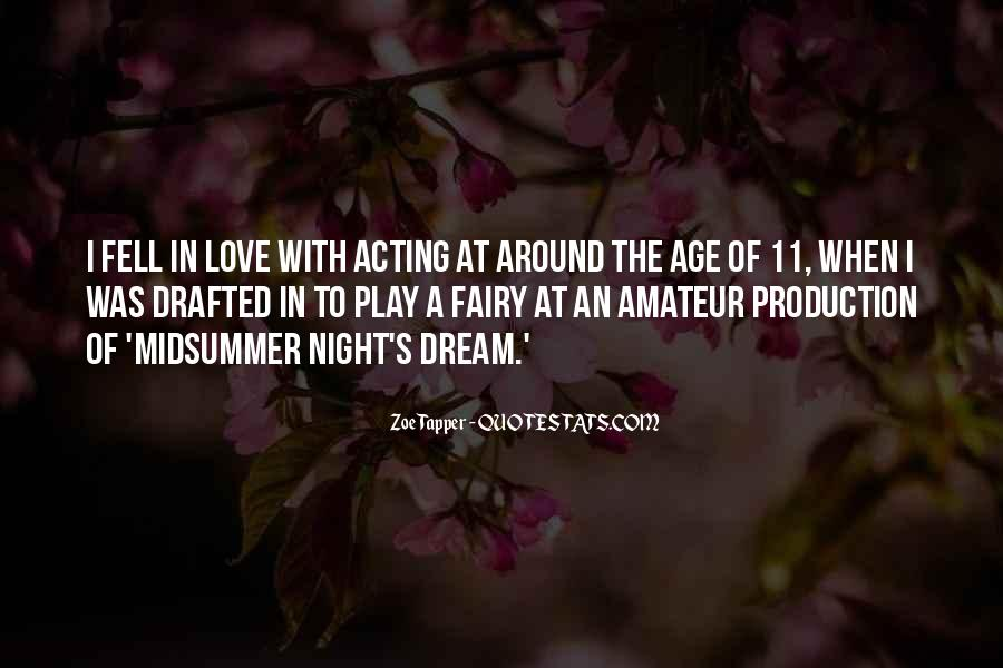 Quotes About Love Midsummer Night's Dream #964061