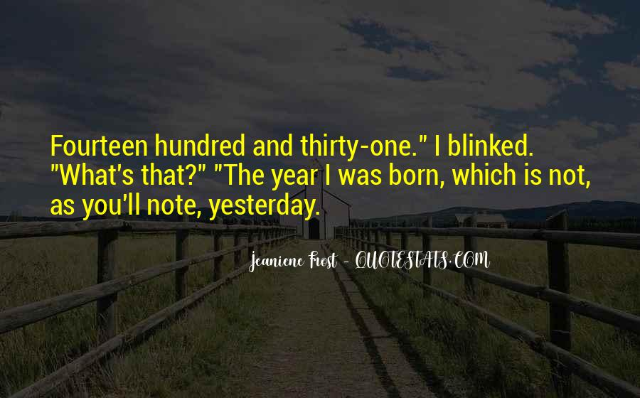Born Yesterday Quotes #676148