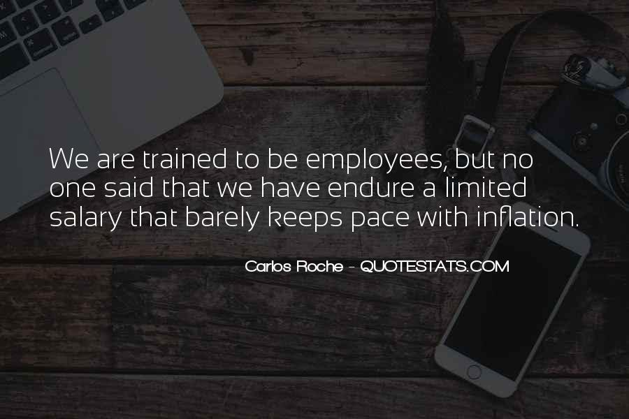 Boss And Employees Quotes #1041945