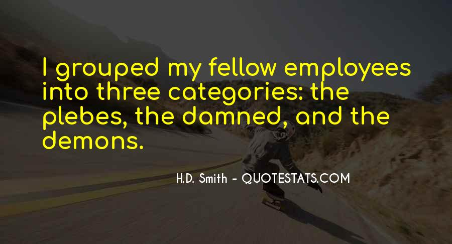 Boss And Employees Quotes #1650378