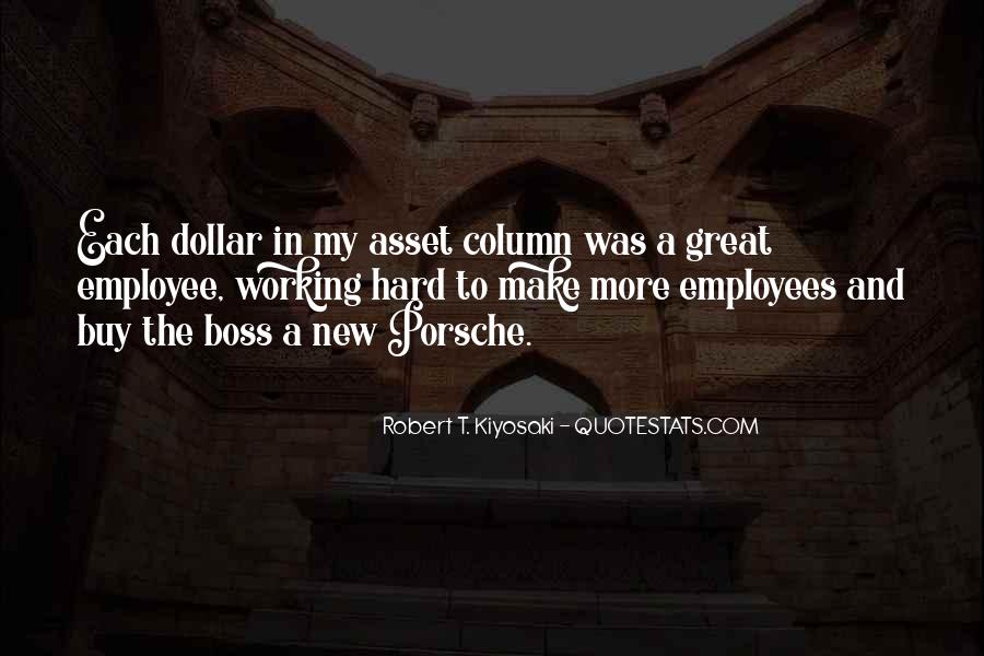 Boss And Employees Quotes #329991