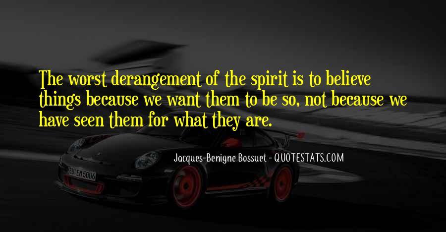 Bossuet Quotes #1423907