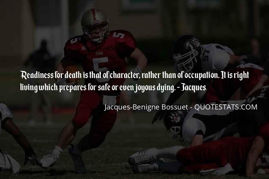 Bossuet Quotes #399510