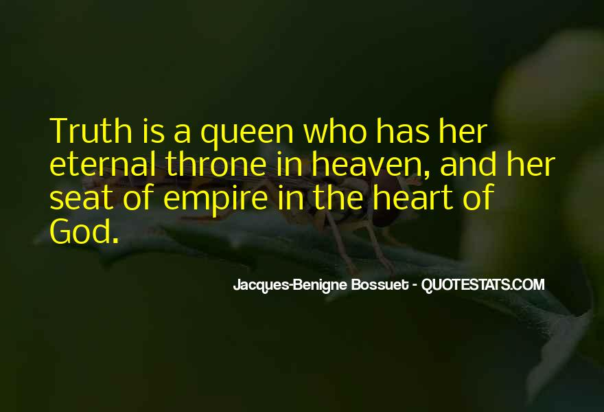 Bossuet Quotes #618181