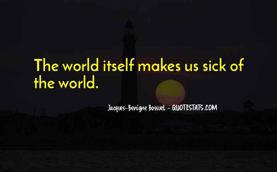Bossuet Quotes #797981