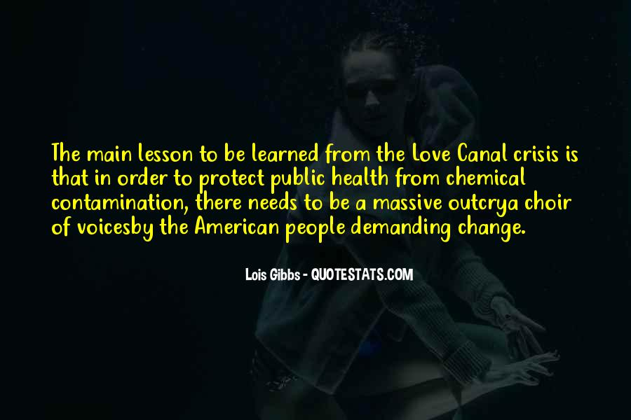 Quotes About Love Lessons Learned #1523204
