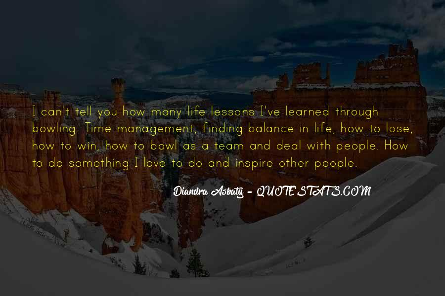 Quotes About Love Lessons Learned #1584214
