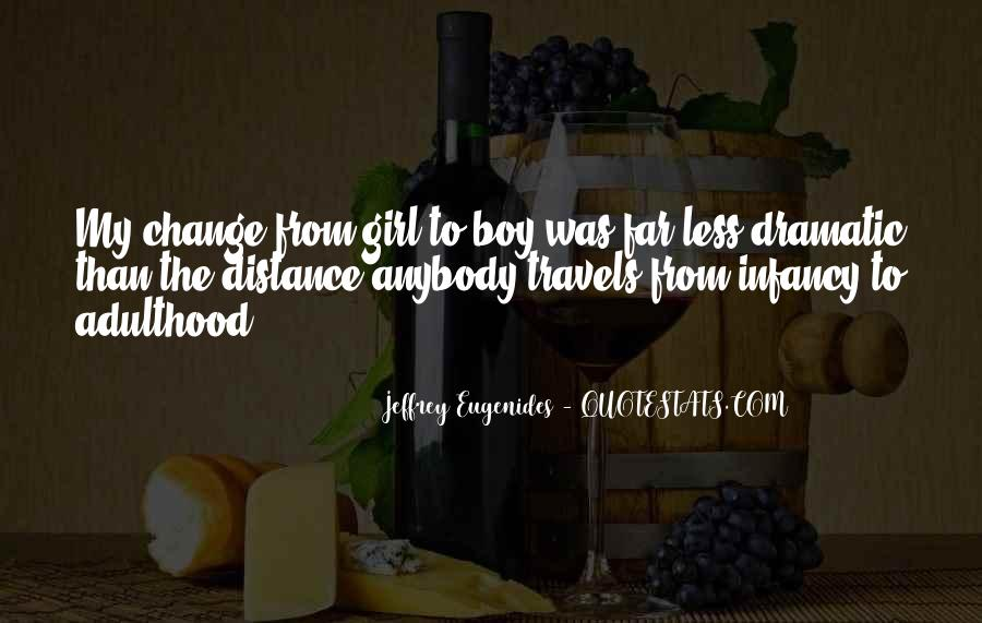 Boy Or Girl Gender Quotes #1021936