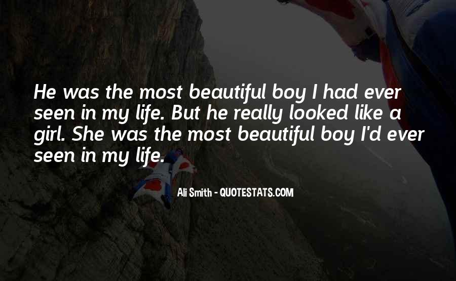 Boy Or Girl Gender Quotes #896076