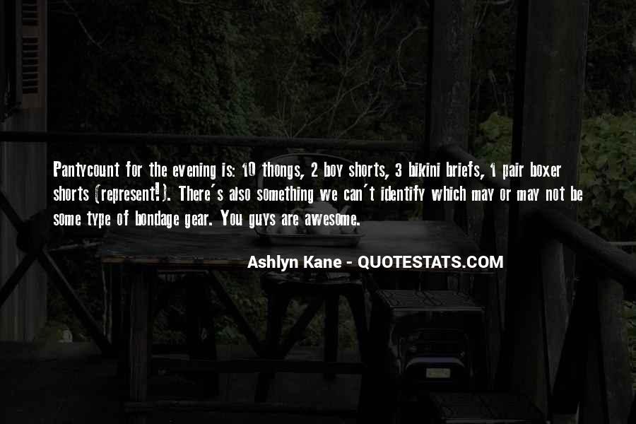 Boy Shorts Quotes #1395023