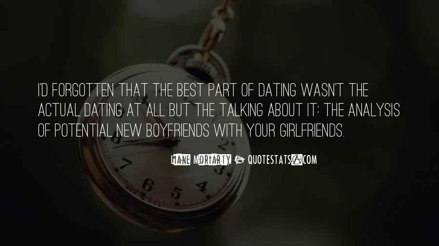 Boyfriends Ex Girlfriends Quotes #144498