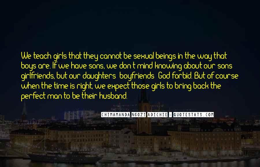 Boyfriends Ex Girlfriends Quotes #1491609