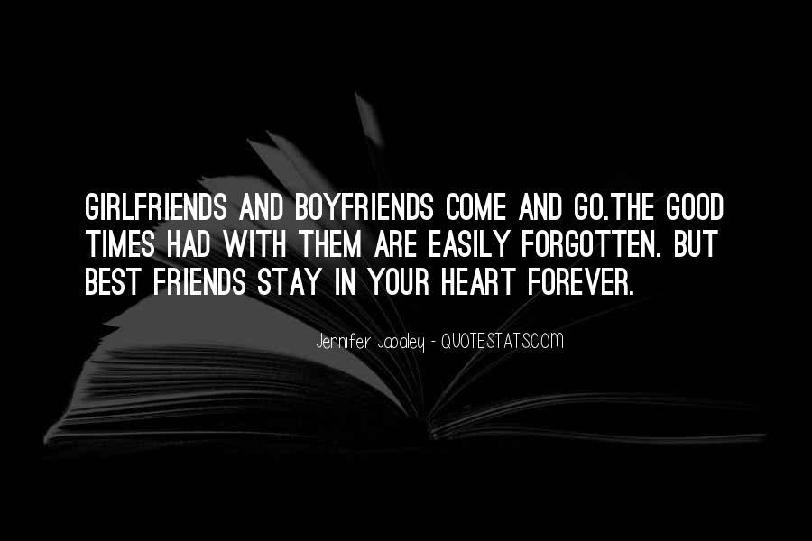 Boyfriends Ex Girlfriends Quotes #235904