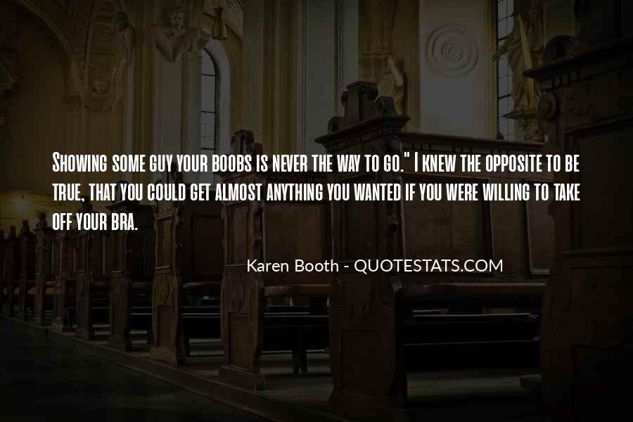 Bra Off Quotes #723066