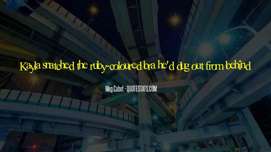 Bra Off Quotes #847353