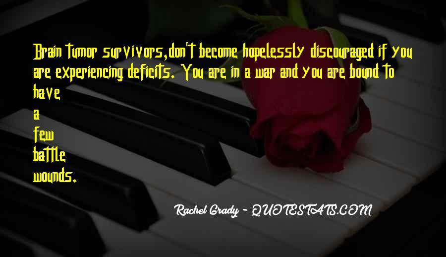 Brain Tumor Inspirational Quotes #718827