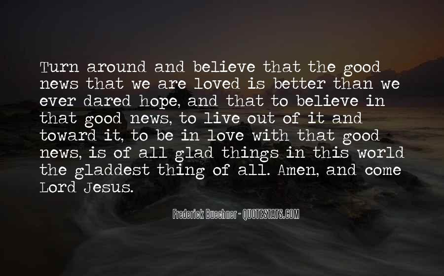 Quotes About Love Hope #1728