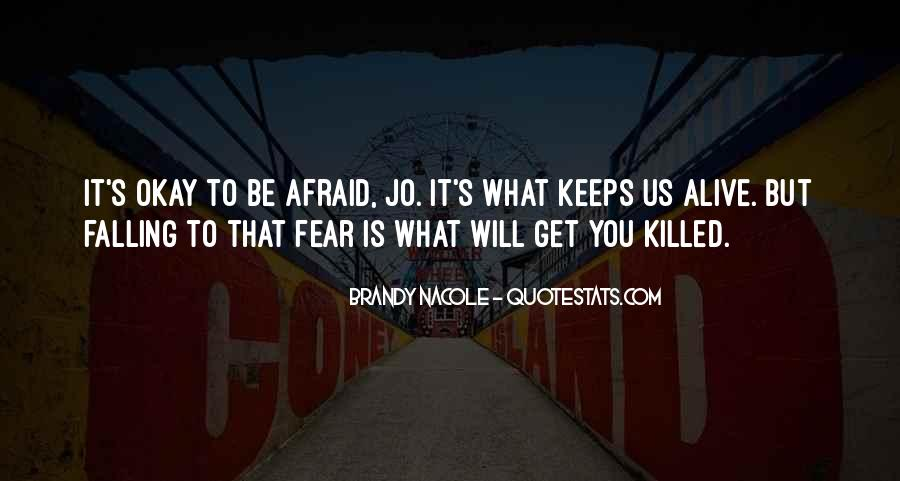 Brandy Life Quotes #1114182
