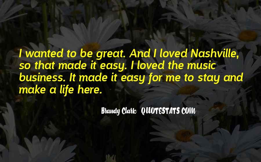 Brandy Life Quotes #1639889