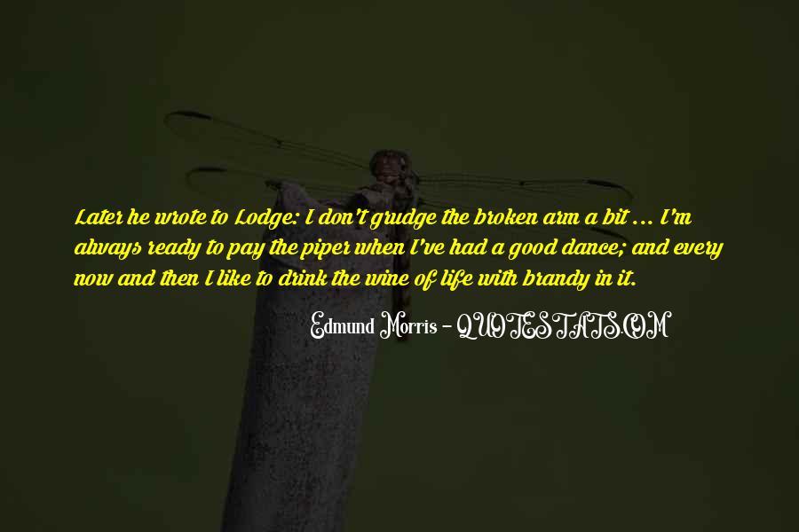 Brandy Life Quotes #710117