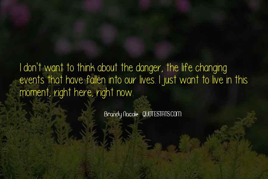 Brandy Life Quotes #742601