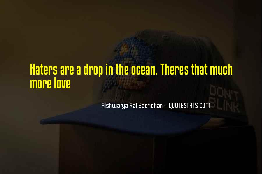 Quotes About Love Haters #877579
