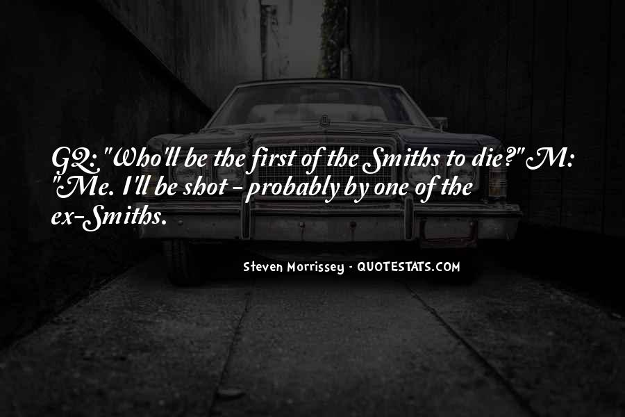 Quotes About The Smiths #1498500