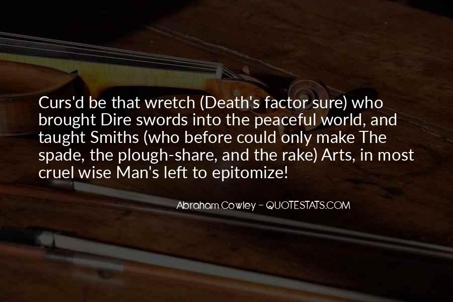 Quotes About The Smiths #1537916