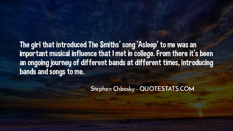 Quotes About The Smiths #745780