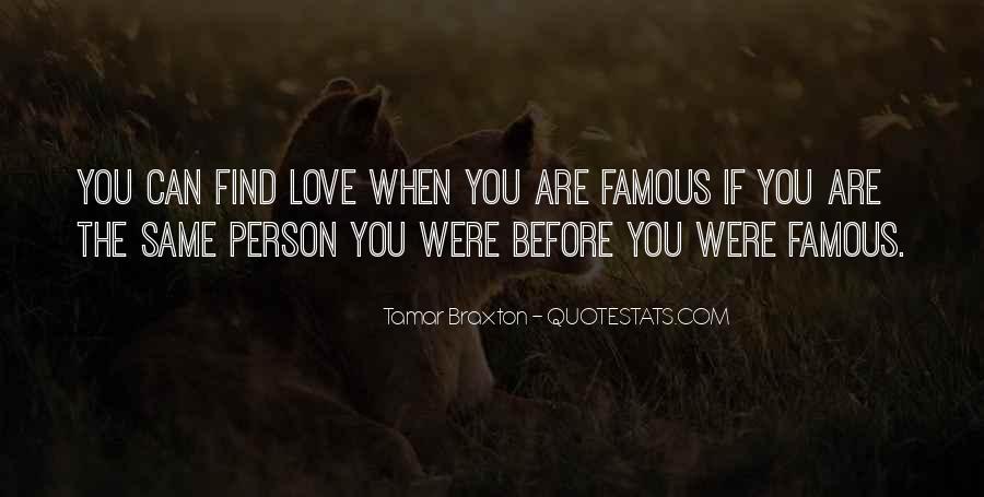 Braxton Quotes #1035304